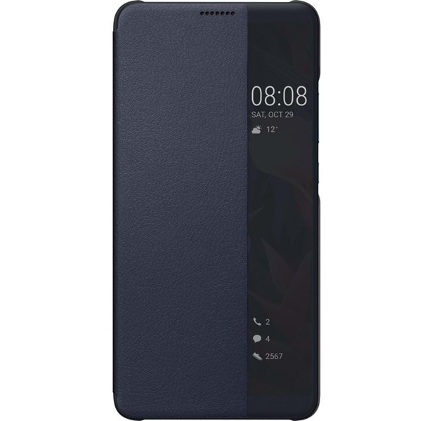 Чехол-книжка Huawei Mate 10 Pro Smart View Flip Case Deep Blue 51992172