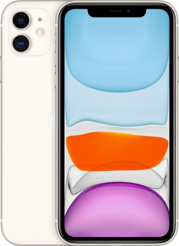 Apple iPhone 11  256GB White (белый)