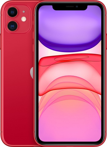 Apple iPhone 11  256GB Red (красный)