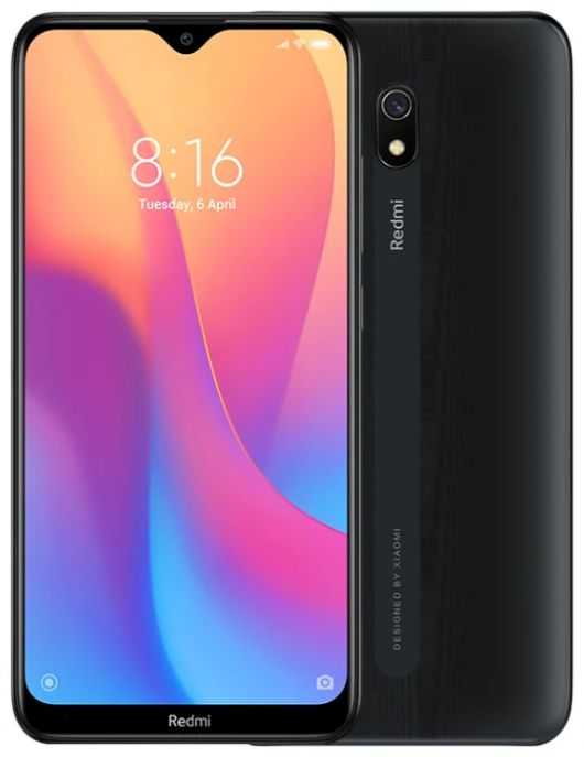 Xiaomi Redmi  8A 2/32GB black (черный)