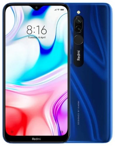 Xiaomi Redmi  8 4/64GB blue (синий)