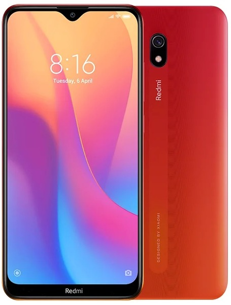 Xiaomi Redmi  8A 2/32GB red (красный)