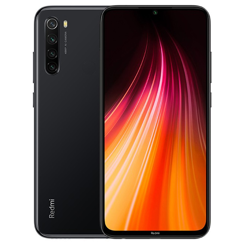 Xiaomi Redmi Not 8 3/32GB black (черный)