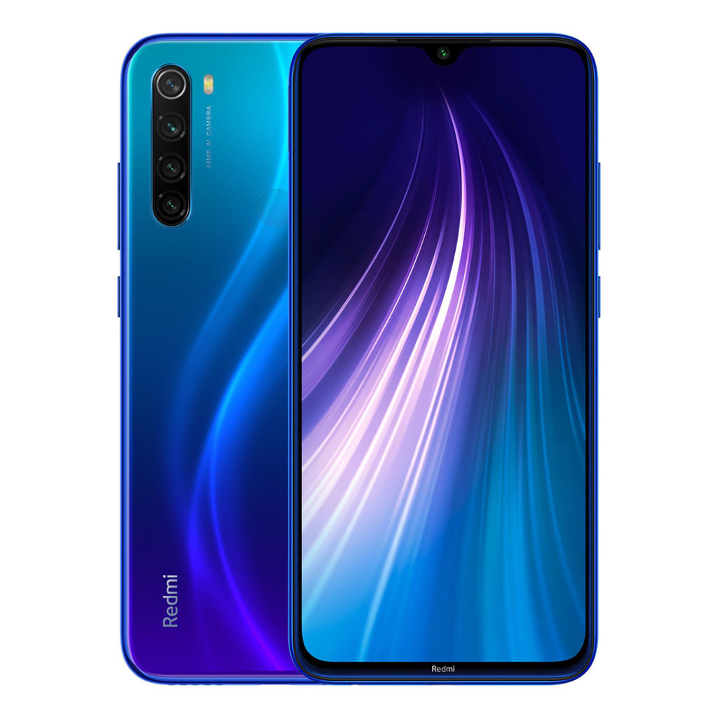 Xiaomi Redmi Not 8 3/32GB blue (синий)