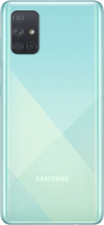 Samsung Galaxy A71 6/128GB (голубой)